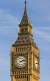 Sluit omhoog van Big Ben Royalty-vrije Stock Foto