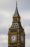 Sluit omhoog van Big Ben Stock Afbeelding
