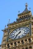 Sluit omhoog van de Big Ben Royalty-vrije Stock Foto