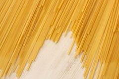 Sluit omhoog van de Spaghetti royalty-vrije stock foto's