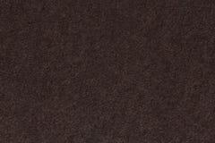 Sluit omhoog van donkere bruine achtergrond Royalty-vrije Stock Foto