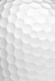 Sluit omhoog van een golfbal stock foto