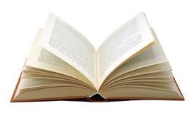 Sluit omhoog van een handboek Royalty-vrije Stock Afbeelding