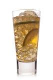 Sluit omhoog van een koude cocktail Royalty-vrije Stock Fotografie