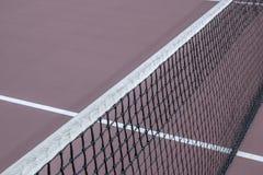 Sluit omhoog van een Tennis Netto bij het Nederland 2019 van Amsterdam royalty-vrije stock foto's