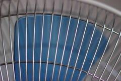 sluit omhoog van een ventilator royalty-vrije stock foto's