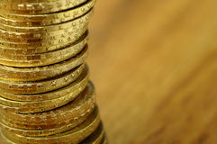 Gouden Frans muntstuk, Napoleon Stock Foto's