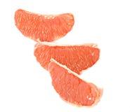 Sluit omhoog van grapefruit Royalty-vrije Stock Foto