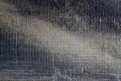 Sluit omhoog van grunge uitstekende geweven abstracte grijze achtergrond 3 Royalty-vrije Stock Foto