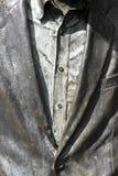 Sluit omhoog van jasje en overhemd Stock Afbeelding