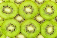 Sluit omhoog van kiwifruit royalty-vrije stock fotografie