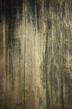 Sluit omhoog van retro-gestileerde houten textuur Stock Foto's