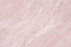 Sluit omhoog van roze marmeren oppervlakte. Achtergrond Stock Fotografie