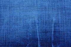 Sluit van omhoog jeans Royalty-vrije Stock Fotografie