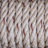 Sluiten-op van stapel nieuwe kabels Royalty-vrije Stock Foto