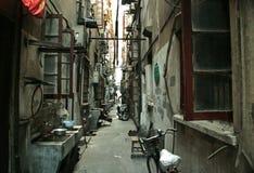 slum Royaltyfri Bild