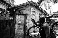Slum Royalty Free Stock Photo
