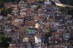 slum Arkivfoton