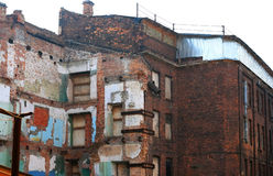 Slum Stock Image