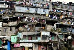 slum Royaltyfria Bilder