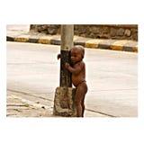 Slum area Royalty Free Stock Photo