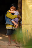 Slum Boy Stock Images