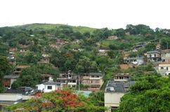 Slum (Favella) Royalty Free Stock Image