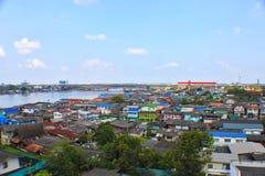 Slum housing. Stock Images
