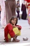 Slum India – Dharamshala. Royalty Free Stock Photo