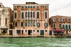 Slum in venice Royalty Free Stock Photo