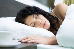 Slumber Stock Photography