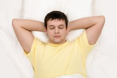 Slumber Royalty Free Stock Images