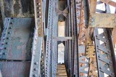 Slumpmässig bro Arkivfoton