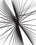 Slumpmässiga linjer abstrakt bakgrund Modern minsta konst gillar grap royaltyfri illustrationer