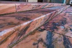 Slumpmässiga moment till en byggnad i Asheville, North Carolina, USA Royaltyfria Bilder