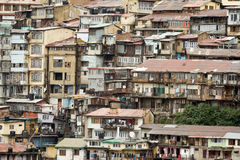 Slums Stock Photography