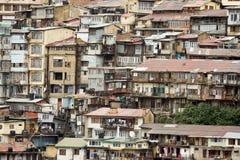 Slums arkivbild