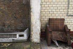Slums Stock Photography