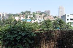 slums Imagem de Stock