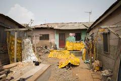 slums Arkivbilder