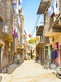 The slums Stock Images