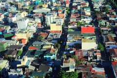Slums in Manila Royalty Free Stock Photography