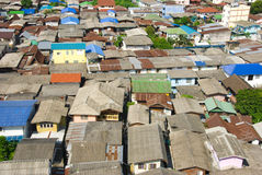 Slums of Thailand Stock Image