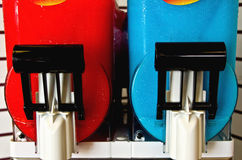 Slushy Machines Royalty Free Stock Photos