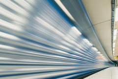 Slussen metro station in Stockholm, Sweden Royalty Free Stock Photo