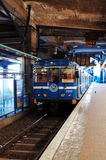Slussen Station, STOCKHOLM Royalty Free Stock Photography