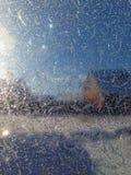 Slut av vintern Arkivbilder