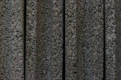 Slut för cementtegelstenbakgrund upp Arkivbilder