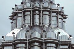 Slut upp av det Petronas 86 golvet Royaltyfria Foton