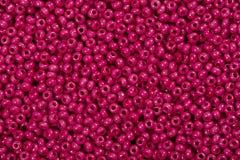 Slut upp av djupt - rosa färger Arkivfoton